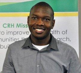 Professor Mosa Moshabela